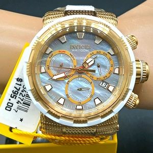 FIRM PRICE-BACK IN STOCK-INVICTA SPECIALTY WATCH
